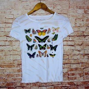 Fifth Sun | Butterfly S/S Tye Die Tee shirt